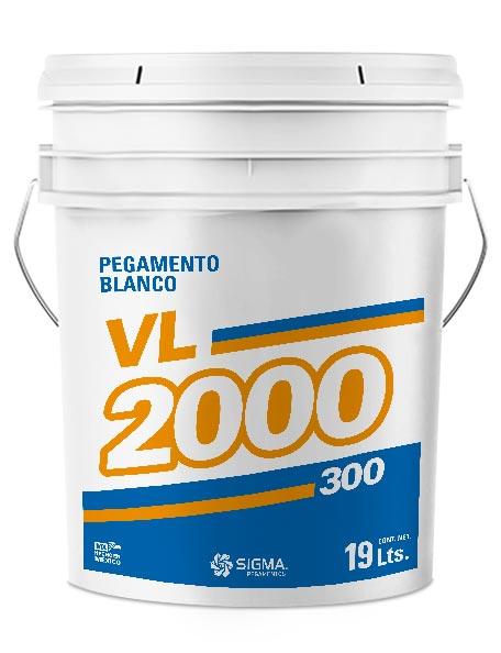 pegamento de aspersion vl 2000 300 cubeta - PEGAMENTO BLANCO