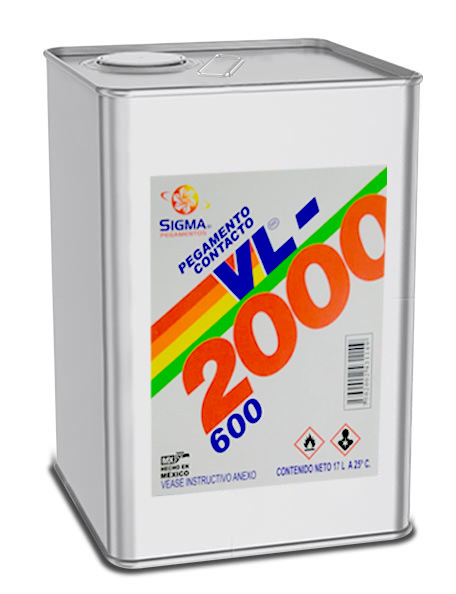 pegamento de aspersion vl 2000 600  - VL 2000 600