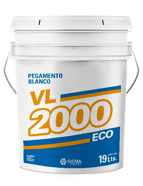 pegamento de aspersion vl 2000 eco cubeta - PEGAMENTO BLANCO