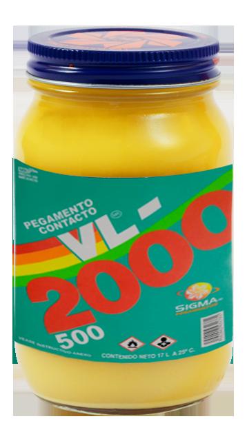 pegamento de contacto vl 2000 botella 500 temp 1 - PEGAMENTO BLANCO