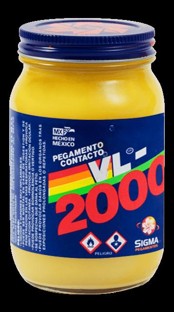 pegamento de contacto vl 2000 botella copia temp - VL 2000 | Pegamentos Industriales | Mexico