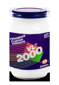 pegamentos industriales de contacto sigma mexico ferretera vl 2000 plastico temp - PEGAMENTO DE CONTACTO