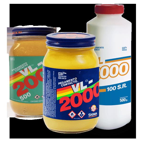 pegamento de contacto vl 2000 familia temp - VL 2000 | Pegamentos Industriales | Mexico